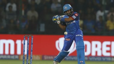 Prithvi Shaw Blasted by Netizens for Insensible Batting Against Mumbai Indians in IPL 2020 (Read Tweets)