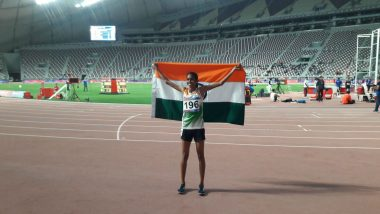 Asian Champion PU Chitra Crashes Out of 1500m in World Athletics Championships