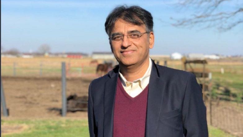 Pakistan's Finance Minister Asad Umar Steps Down, Refuses Cabinet Post in Imran Khan Government