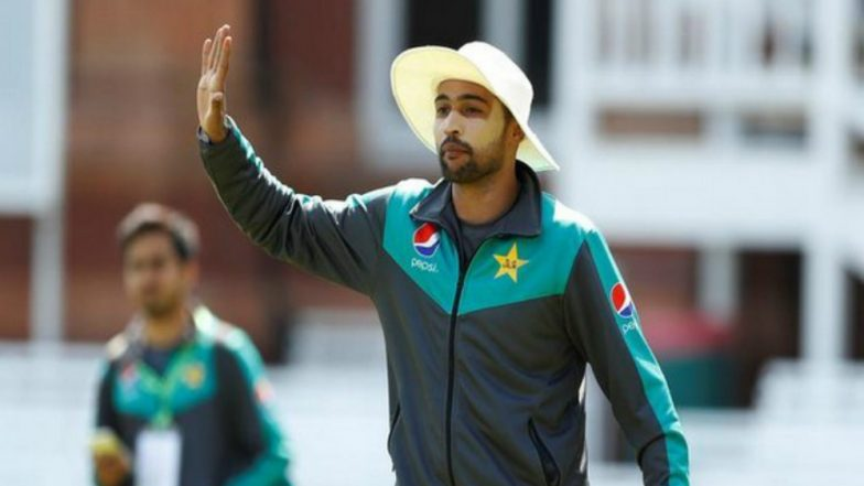 Pakistan Team for ICC Cricket World Cup 2019: Mohammad Amir Left Out of Preliminary 15-Man Squad for CWC19; Young Pacer Mohammad Hasnain Finds a Place