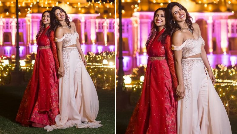 Kesari Song Teri Mitti: Priyanka Chopra Jonas Is All Hearts for Cousin Parineeti Chopra's Version (Watch Video)