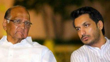 Maharashtra Lok Sabha Elections 2019 Results: NCP's Parth Pawar, Sharad Pawar's Grand-Nephew, Leading, Amol Kolhe Trailing