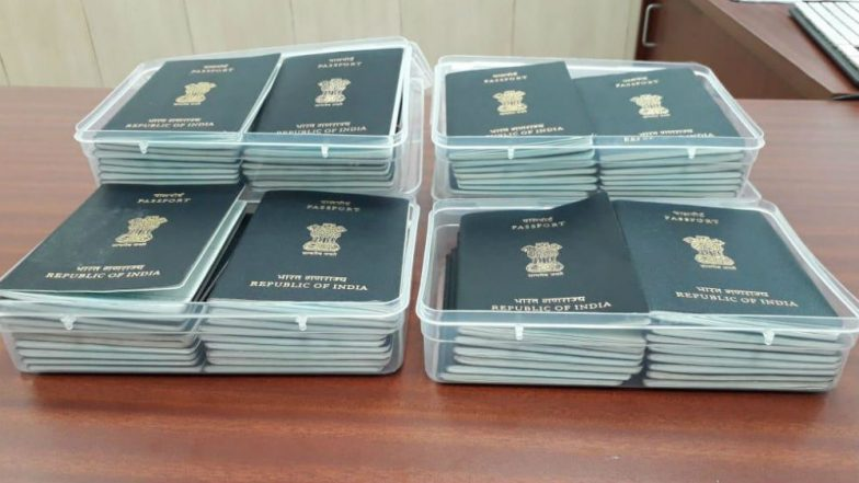 IELTS Coach Among 3 Arrested By Delhi Police From IGI Airport, 62 Passports, 28 Fake Stamps Recovered