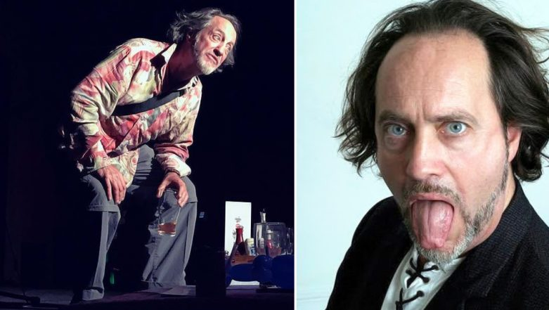 Comedian Ian Cognito Dies Due to Heart Attack While Performing on Stage; the Audience Thought It Was a Part of His Act
