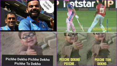 After Funny RCB Memes, 'Peeche Dekho' Pathani Boy Memes Take Cute Potshots at Virat Kohli! Check Out Some of the Most Hilarious Posts