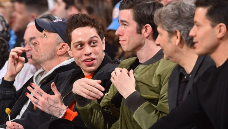 Pete Davidson Wears Red Nail Polish And People Think It's Sexy; Will You Ever Try It Though?