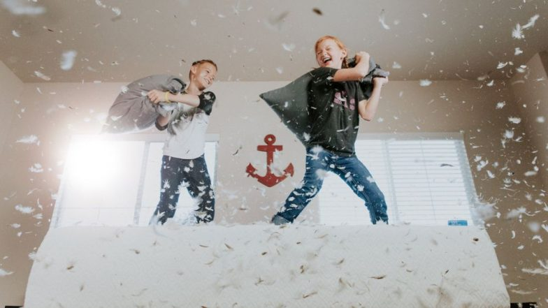 International Pillow Fight Day 2019: How Movies Ruined Pillow Fights for Me…Just Like it Did Love and Romance