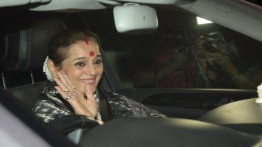 Lok Sabha Elections 2019: Shatrughan Sinha's Wife Poonam Sinha Joins Samajwadi Party, Will Contest Against Rajnath Singh