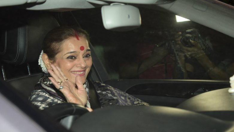 Lok Sabha Elections 2019: Poonam Sinha to Contest Against Rajnath Singh in Lucknow
