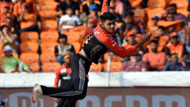 SRH vs RCB, IPL 2019: Prayas Ray Barman Called to Say Sorry After Match, Says Father