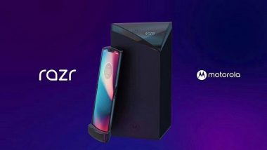 Moto RAZR 2019 Phone Render Images Give Clear Look at Foldable Design; Likely To Be Priced Around $1,500