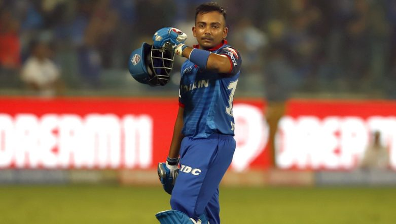 DC Batsman Prithvi Shaw Shares His Thoughts Ahead of Delhi Capitals vs Sunrisers Hyderabad, Indian Premier League 2019 (Watch Video)