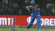 CSK vs DC Stat Highlights IPL 2020: Prithvi Shaw Shines As Delhi Capitals Beat Chennai Super Kings by 44 Runs