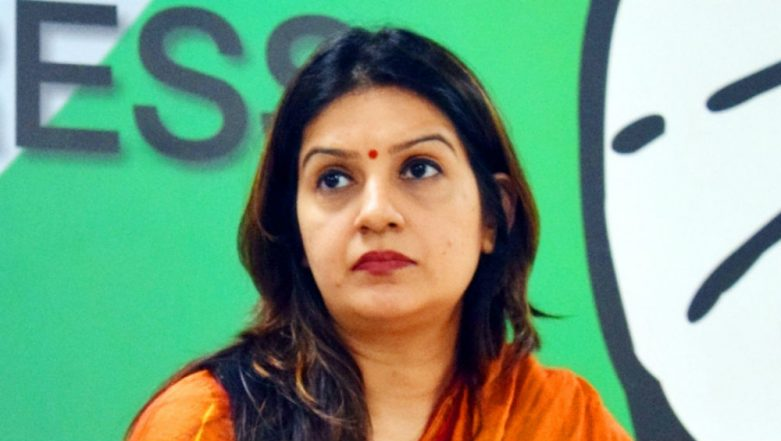Priyanka Chaturvedi Fumes After Congress Revokes Suspension of Workers Who Misbehaved With Her