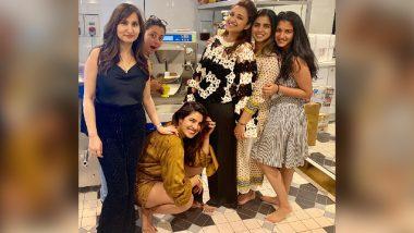 Priyanka Chopra Jonas, Parineeti Chopra Girls' Night at Bestie Isha Ambani's House Will Make All Gal Pals to Plan for One Immediately (See Pic)