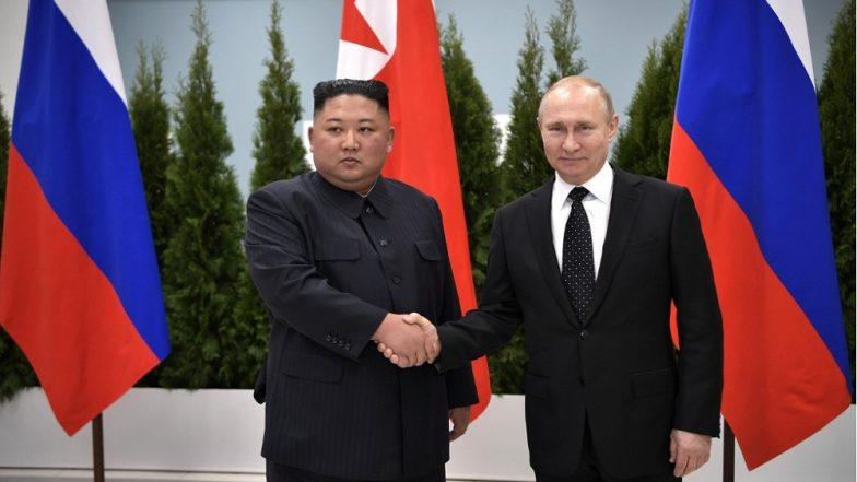 Russia Inserts Itself in North Korea's Denuclearisation Talks: Says Kim Needs 'Security Guarantees'