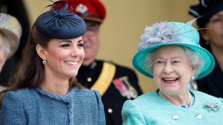 Queen Elizabeth II Bestows A Huge Honour Upon Kate Middleton - Read Details