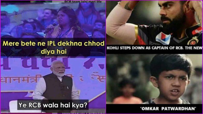 Funny RCB Memes Go Viral Again As Virat Kohli and Co Take on Kings XI Punjab in IPL 2019 Match