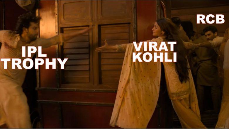 New RCB Memes Go Viral Thanks to Kalank Trailer! Netizens Troll Virat Kohli's IPL 2019 Team by Using Varun-Alia -Aditya's Film Dialogues & Scenes