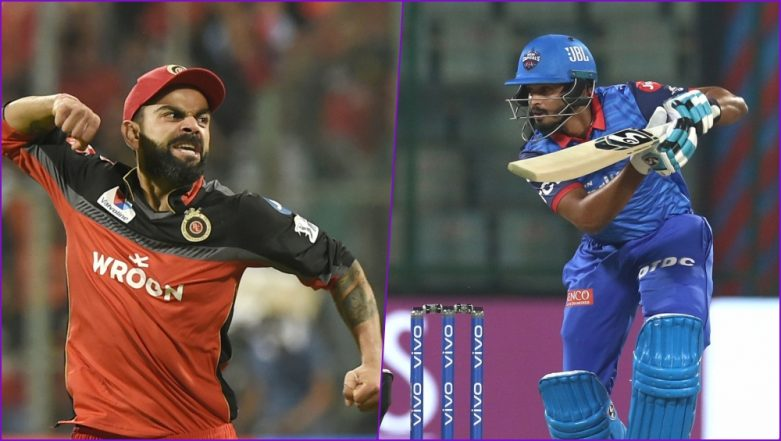 RCB vs DC Head-to-Head Record: Ahead of IPL 2019 Clash, Here Are Match Results of Last 5 Royal Challengers Bangalore vs Delhi Capitals Encounters!