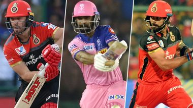 RCB vs RR, IPL 2019 Match 49, Key Players: Virat Kohli, Ajinkya Rahane, AB de Villiers and Other Cricketers to Watch Out for at M. Chinnaswamy Stadium