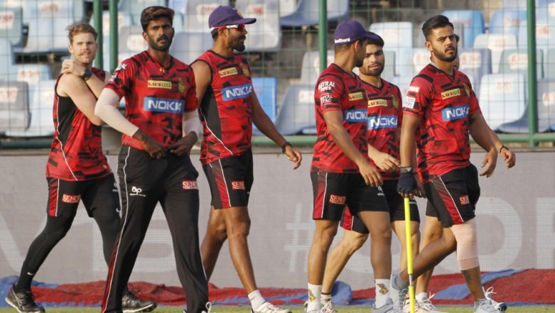 RR vs KKR, Toss Report and Playing XIs Live Update: Dinesh Karthik Wins Toss, Opts to Bowl