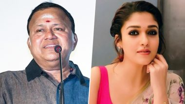 Radha Ravi Not Ashamed of Making Sexist Remarks on Nayanthara, Says He Won't Apologise