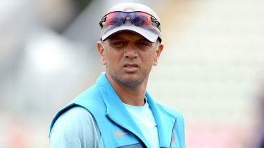 Rahul Dravid Hosts Training for Young Cricketers From 16 Different Countries