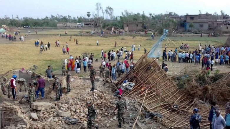 Nepal: Rainstorm Wreaks Havoc in Bara District, 27 People Killed, Army Deployed