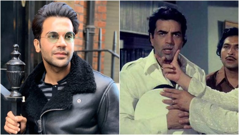Rajkummar Rao All Set to Reprise the Role of Dharmendra in Chupke Chupke Remake
