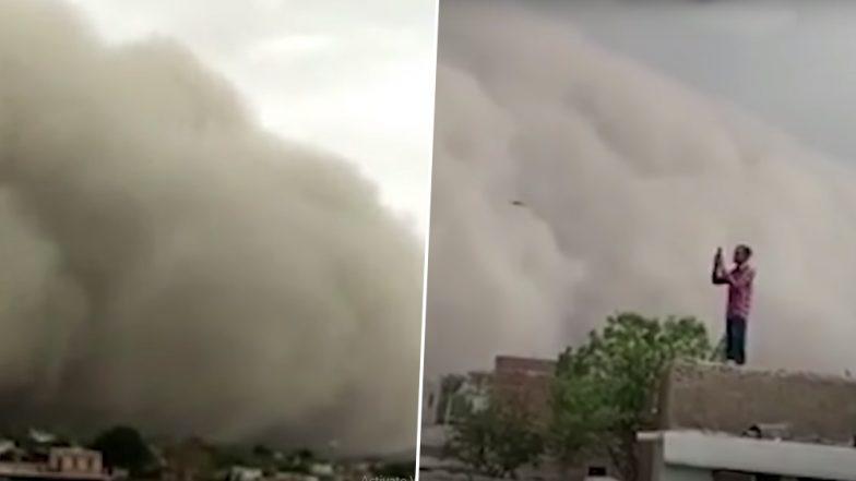 IMD Issues Dust, Thunderstorm Warning in Rajasthan; Jodhpur, Alwar, Churu to be Affected