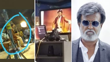 Will Rajinikanth Be Playing the Role of a Cop in Thalaivar 166? Megastar's Pic Leaks Online