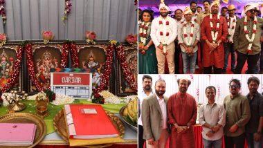 Darbar: Rajinikanth and Nayanthara Starrer Shooting Commences in Mumbai, AR Murugadoss Shares Pics