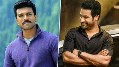 Has a Scene From RRR Featuring Ram Charan and Jr NTR LEAKED Online? Watch Video