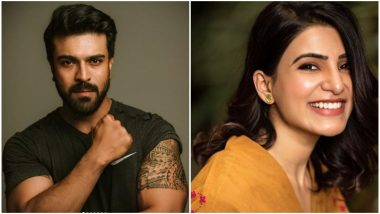 Ram Charan Is the ONLY Actor Who Keeps Changing His Body With Every Film, Says Samantha Akkineni