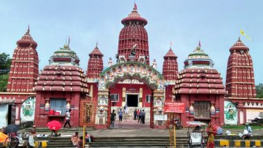 Rama Navami 2019: Ram Mandir in Odisha, Raghunath Temple in J&K and 5 Other Famous Lord Ram Temples in India You Should Visit At Least Once In Your Lifetime
