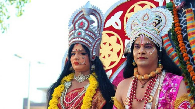 Ram Navami Celebrations in Ayodhya: Know How Lord Rama's Birthplace Marks This Festive Occasion