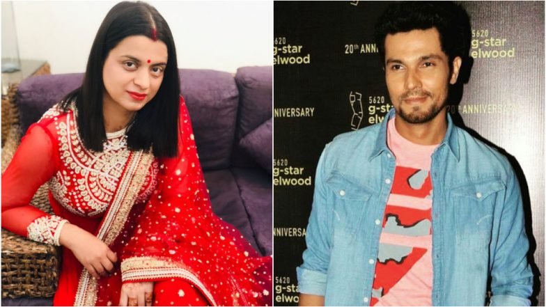 Kangana Ranaut's Sister Rangoli Chandel Lashes Out at Randeep Hooda Over 'Chronic Victim' Comment, Calls Him a 'Failure'