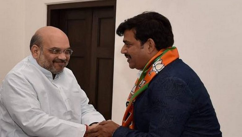 Ravi Kishan Replaces 'Giant Killer' Praveen Nishad From Gorakhpur in BJP's Fresh List of 7 Candidates For Lok Sabha Elections 2019