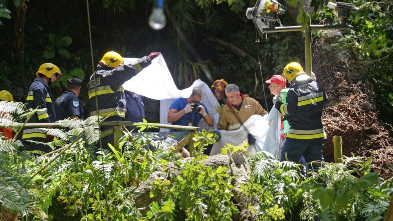 Madeira Bus Accident: 29 Killed After Bus Carrying German Tourists Crashes, Confirm Portugal Official