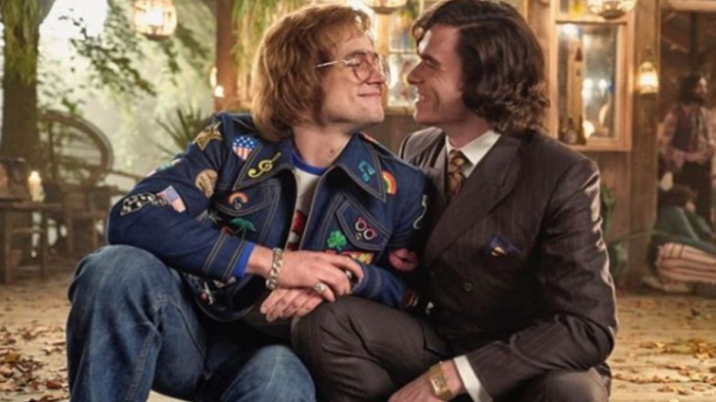 Game of Thrones' Robb Stark aka Richard Madden and Taron Egerton's Cosy Picture from their Film Rocketman has Netizens Rooting for Their Love