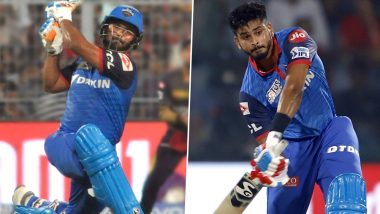 Delhi Capital Shares Workout Video Of Their Players Shreyas Iyer And Rishabh Pant Ahead Of Rr Vs Dc Match Ipl 2019 Latestly