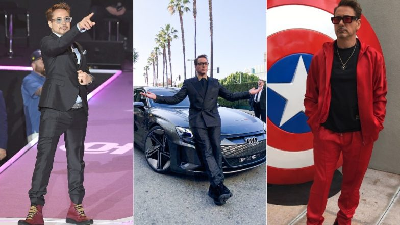 Robert Downey Jr's Style Statement For Avengers: Endgame Promotions Is A Testament To How He Spends His Millions - View Pics!