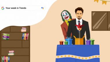 Robert Downey Jr Falls For Joker's April Fools' Prank! Google India Tweets Video of Marvel's Iron Man Taking on DC's Supervillain in Biggest 'Crossover'