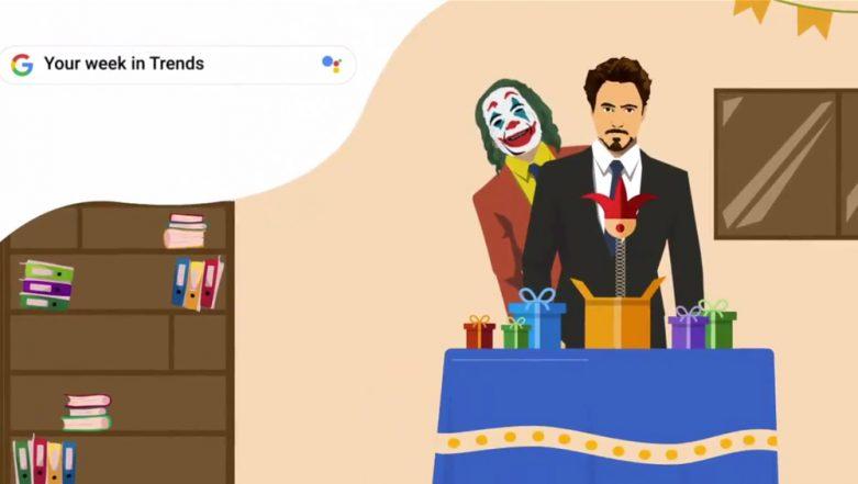 Robert Downey Jr Falls For Joker's April Fools' Prank! Google India Tweets Video of Marvel's Iron Man Taking on DC's Supervillain in Biggest 'Crossover'