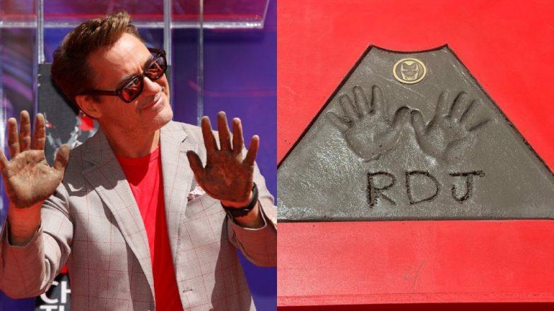 Robert Downey Jr., The Genius Billionaire Playboy Philanthropist Wore A Watch That Roughly Costs $560,000 Around Wet Concrete!