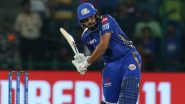 MI vs CSK Dream11 IPL 2020: A Look At Rohit Sharma's Best Indian Premier League Knocks Ahead of Season Opener