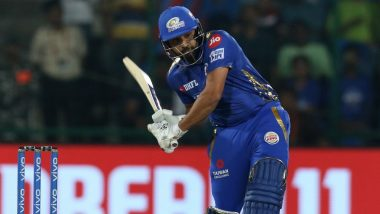 DC vs MI IPL 2019: Rohit Sharma Becomes Third Indian Batsman to Score 8000 Runs in T20 Cricket