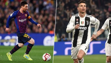 UEFA Champions League 2018–19 Leg 1 Results: Barcelona Register Win Over Manchester United While Ajax Draws With Juventus