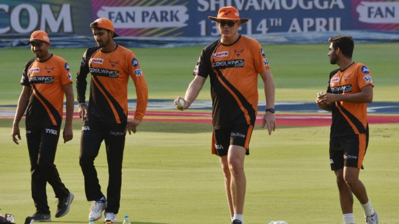 SRH vs DC IPL 2019, Hyderabad Weather & Pitch Report: Here's How the Weather Will Behave for Indian Premier League 12's Match Between Sunrisers Hyderabad vs Delhi Capitals